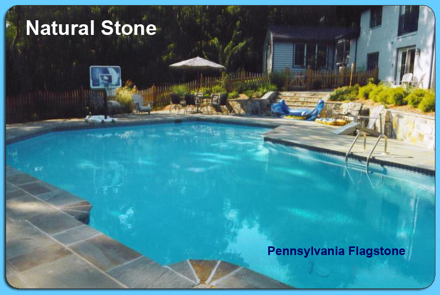 Pool Coping Styles Watermark Swimming Pool Services Maryland 301 210 4100