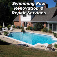 Swimming Pool Renovation and Repair Services